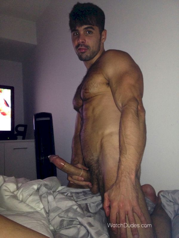 Candid movies of straight men nude and straight hung